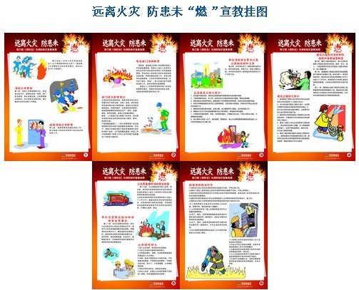 江苏企业安全消防宣传海报,江苏企业安全消防宣传挂图