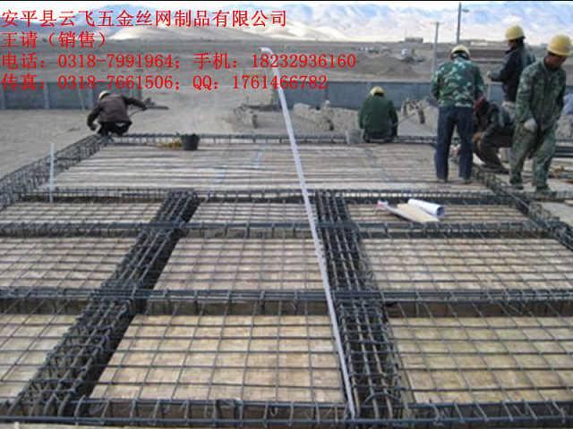 青海钢筋石笼设计图