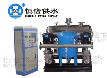 控制电路识别,放大,控制接触器动作,从而使水泵根据罐体内压力变化