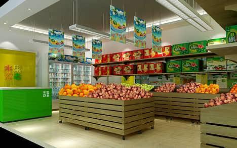 水果 成都/专业的水果专卖店装修效果图