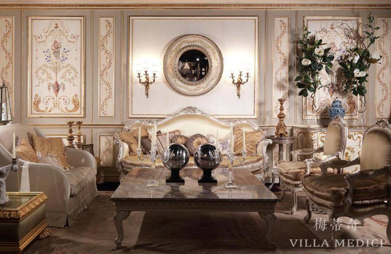 漳州意大利进口家具,最高端奢华家具品牌-梅蒂奇图片