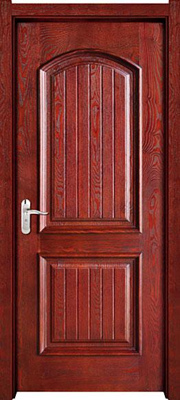 现代简约欧式室内实木套装门图片价格