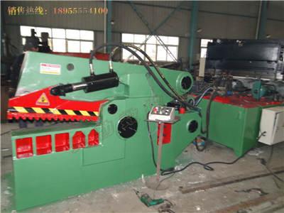 自动废铁鳄鱼剪切机 液压金属剪切机