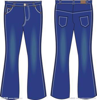 牛仔裤服装出口美国ldp服务