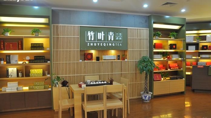 成都茶叶专卖店装修设计/茶叶店装饰装修/品牌茶叶店装修