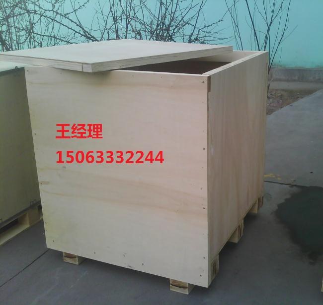 济南华山木材市场胶合板包装箱&出口免检木箱-钱眼产