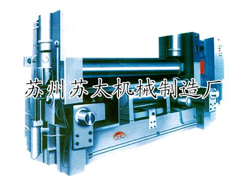 卷板机附件在机械行业的高效与应用