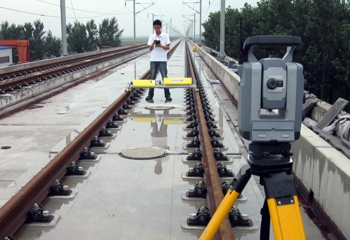 测量_天宝gedo cn 无砟轨道测量系统