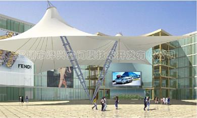供应膜结构屋顶蓬,膜结构屋顶蓬工程