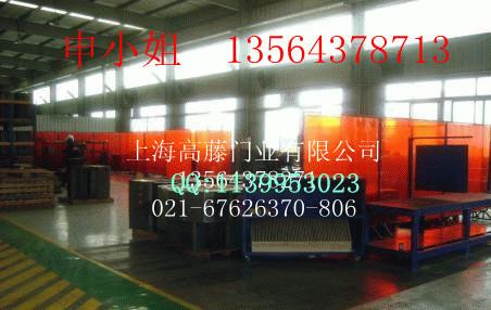 焊接防护屏风、pvc防弧光板、pvc防弧光帘、遮弧屏1