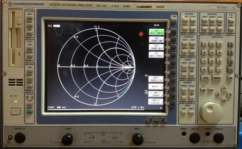 r/s矢量网络分析仪-钱眼产品