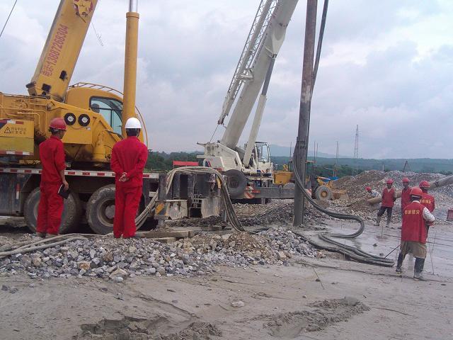 哈尔滨远东理工学院地基基础工程施工质量统一了验收规范