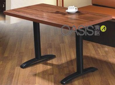 咖啡厅实木咖啡桌