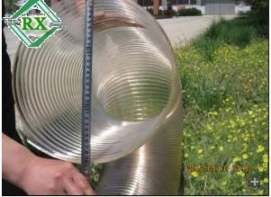 大口径耐磨通风软管 食品级PU软管江苏厂家