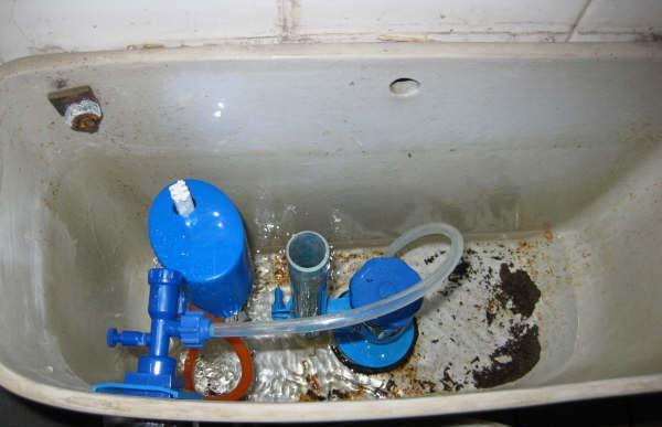 节水马桶的原理