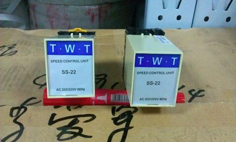 twt调速器/继电器/控制器ss-22