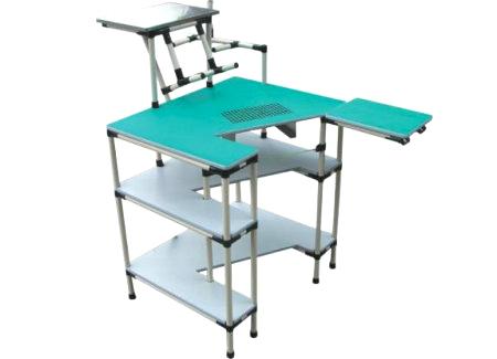 线棒工作台采用优质冷扎板精工制作而成_深圳线棒工作台