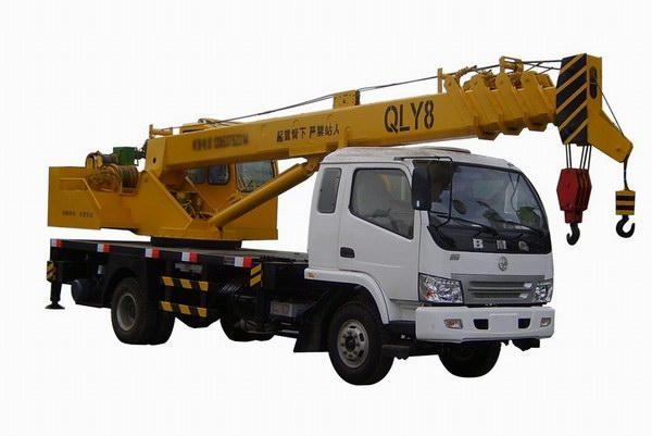 鑫达吊车为您提供5 12吨小型吊车