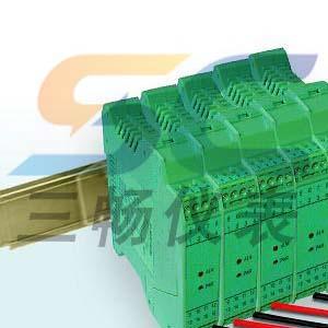 sbwr485导轨式温度变送器