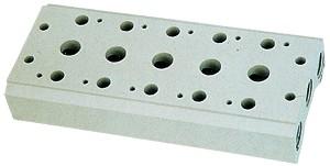 弗兰克汇流板,4V110M,气动元件,追求零缺陷。