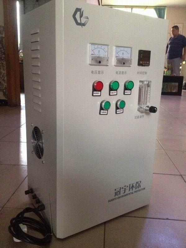 食品配料间臭氧发生器