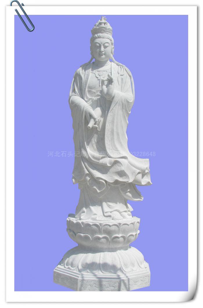 精品滴水观音雕像