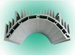 路灯散热器铝型材- LED灯杯散热器铝型材