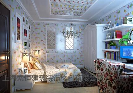儿童房无甲醛环保集成墙面 新型墙面装饰材料