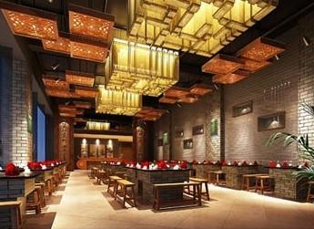 成都火锅店装修的风格设计需要关注的知识