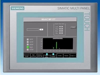 西门子10寸触摸屏smart1000-钱眼产品