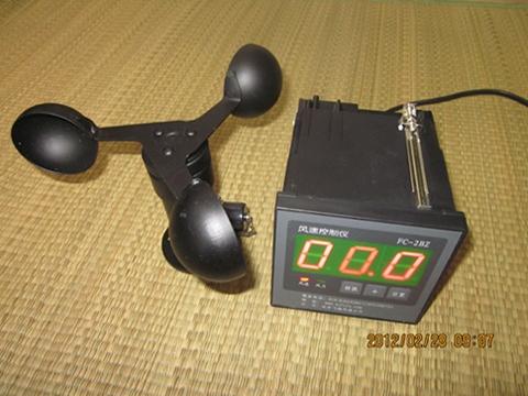 塔吊风速仪fc-2bz|起重机风速仪|履带吊风速仪-北京