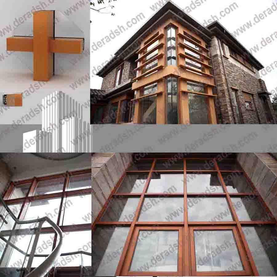 別墅幕墻效果圖-農村別墅外觀設計,農村玻璃幕墻別墅圖片,別墅玻璃