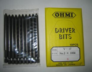 OHMI批咀 V-02T系列