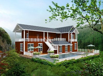 海南专业木结构建筑设计公司 木结构建筑 木屋建造