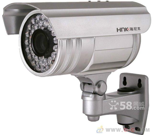 安防监控摄像头布线安装