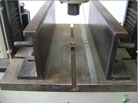 集装箱木地板专用试验机