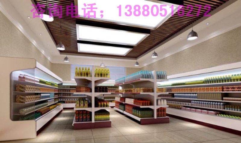 成都最好超市賣場設計公司/專業商場裝飾裝修設計