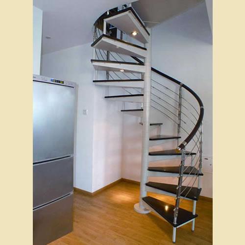 钢木楼梯厂家如何凸显品牌成效