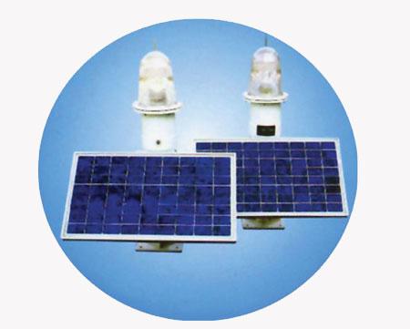 SH-12M型太阳能供电航空障碍灯