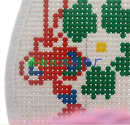 十字绣鞋垫板成品样式图片价格图案解按摩保健鸳鸯十字绣鞋垫