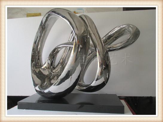 深圳福田酒店空间设计装饰金属雕塑摆件供货厂商