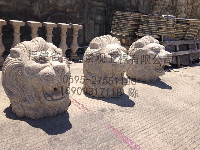 厂家专业生产动物喷水石雕