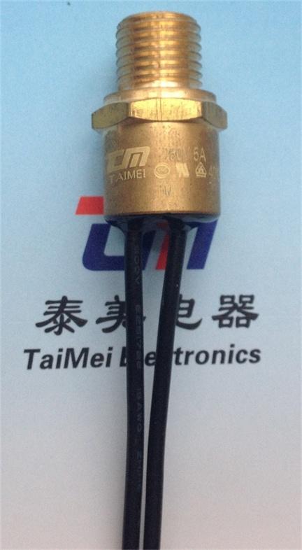 水箱铜头温控器铜头温控开关水箱里的温度开关