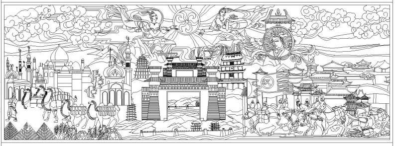 北京浮雕设计公司