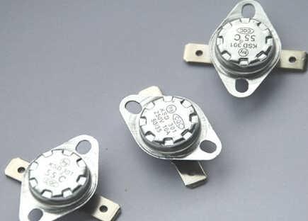 KSD301微波炉自恢复保护器,微波炉自恢复保护器供应商