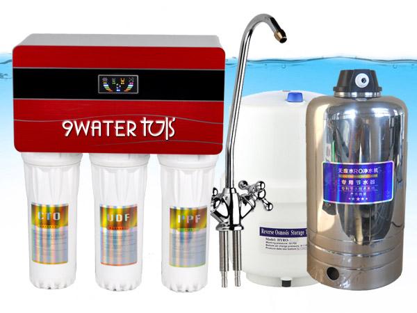 节约用水就采用九水牌无废水RO直饮机