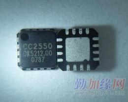2.4G无线芯片CC2500