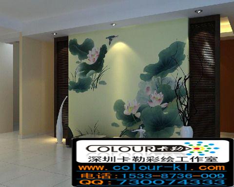 深圳手绘墙,深圳3d画,深圳涂鸦墙,深圳彩绘