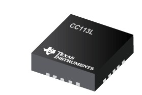 CC113L,315/433/868/915M无线接收器