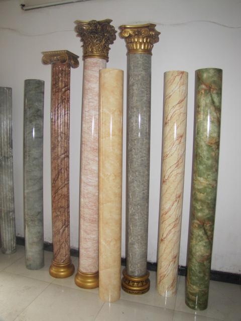欧式装饰仿大理石罗马柱生产厂家
